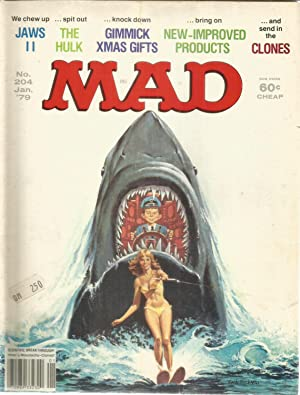 MAD No. 204 - Jan. '79