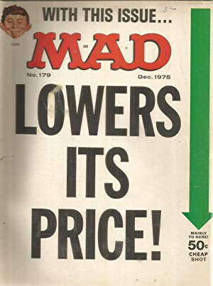 MAD No. 179 - Dec 1975