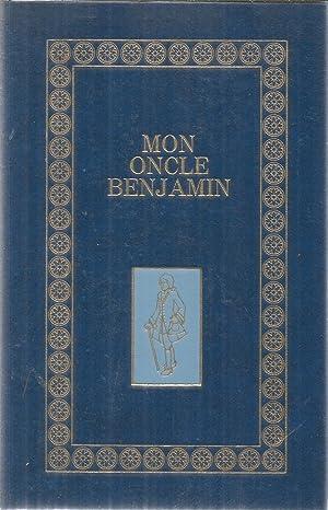 Mon oncle Benjamin: Tillier, Claude