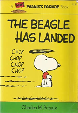 Peanuts parade book - The Beagle has landed