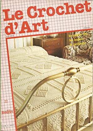 Le crochet d'art nr. 3, 10, 11,: Collectif