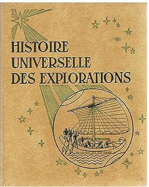 Histoire universelle des explorations - Tome II: Parias, L.-H.