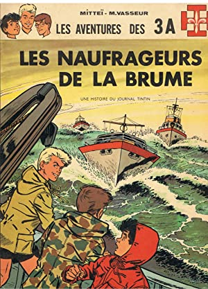Une histoire du Journal Tintin - Les: Mitteï - M.