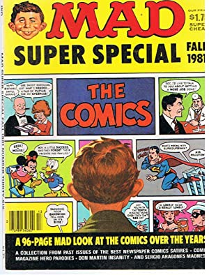 Mad Super Special Fall 1981