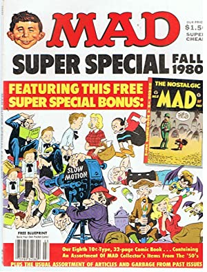 Mad Super Special Fall 1980