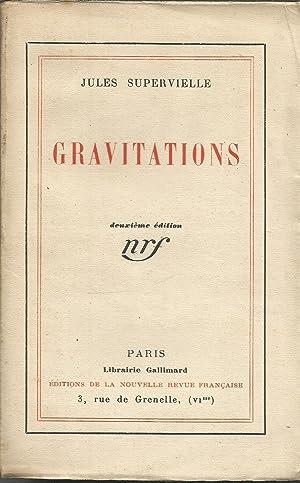 Gravitations - deuxième édition: Superveille, Jules