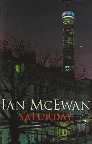Saturday: Ian McEwan