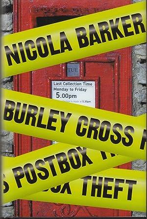 Burley Cross Postbox Theft: Nicola Barker