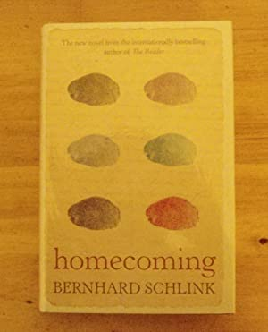 Homecoming: Bernhard Schlink