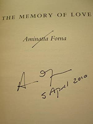 Memory of Love: Aminatta Forna