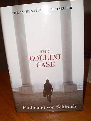 The Collini Case ***SIGNED***: Ferdinand von Schirach
