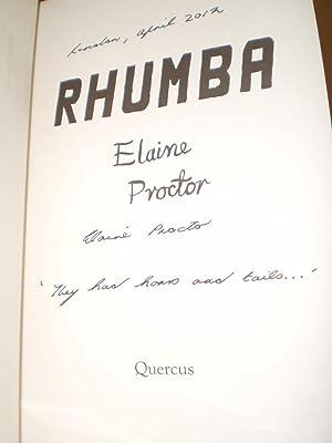 Rhumba: Elaine Proctor