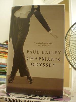 Chapman's Odyssey: Paul Bailey