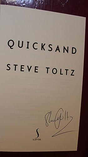 Quicksand: Steve Toltz