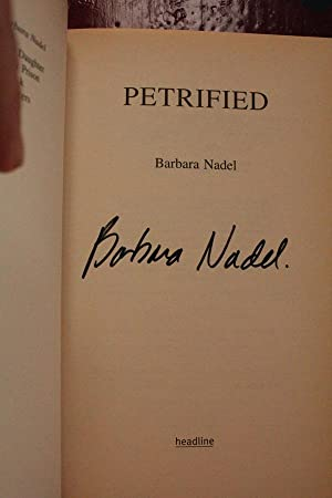 Petrified: Barbara Nadel