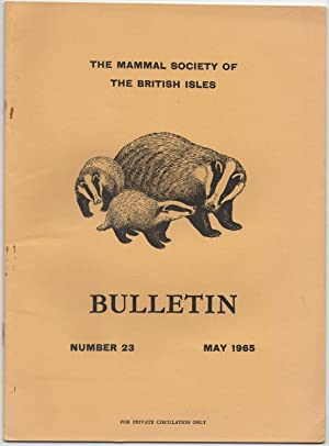 Bulletin No.23 May 1965
