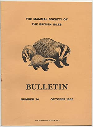 Bulletin No.24 October 1965