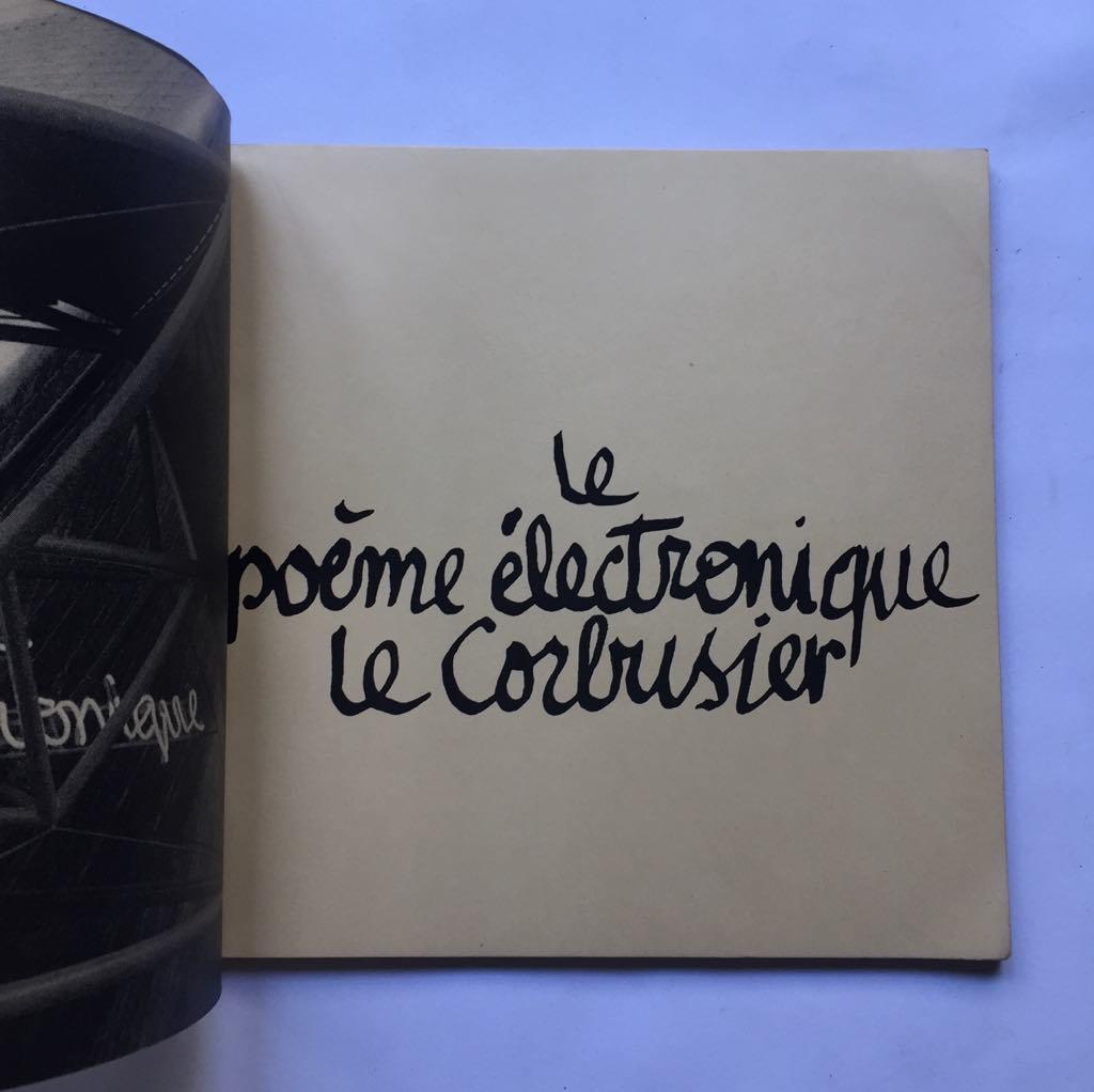 Le Poème électronique