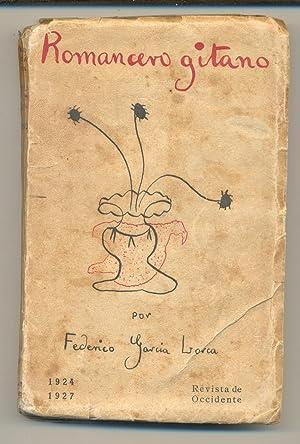 Primer romancero gitano (1924-1927: García Lorca, Federico