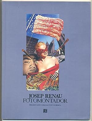 Photobook - Josep Renau fotomontador. FCE, Joan: Josep Renau -