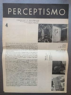 PERCEPTISMO Teorico y Polemico N° 4 -: Raúl Lozza