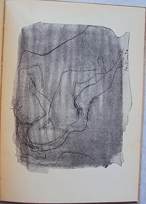 Lucio Fontana. 20 disegni con una prefazione: Lucio Fontana