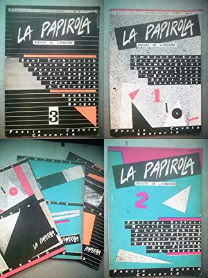 La Papirola. Revista de Literatura - Buenos: Vargas Llosa, Leónidas