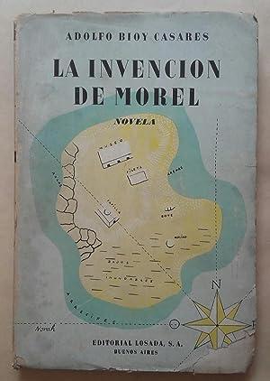 La invención de Morel: Bioy Casares, Adolfo