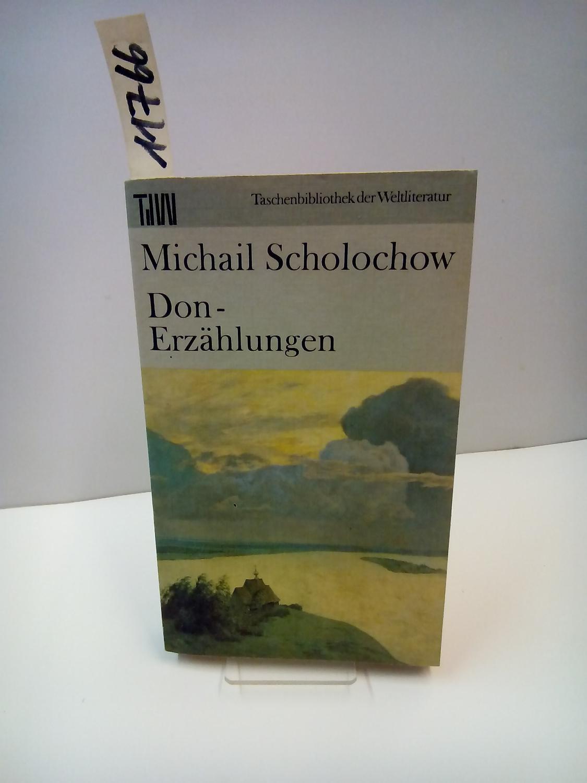 Don-Erzählungen.: Scholochow, Michail