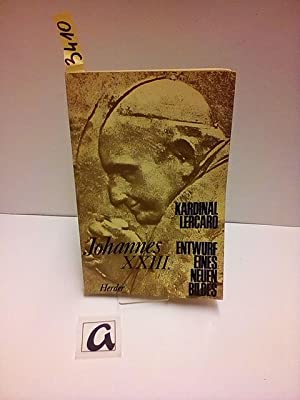 Johannes XXIII .- Entwurf eines neuen Bildes.: Lercaro, Giacomo Card.