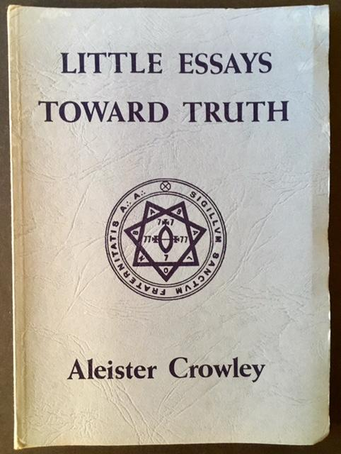 aleister crowley wrote