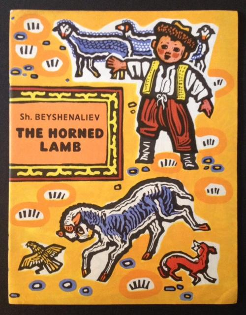 10 Soviet Children's Books: -