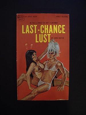 Last-Chance Lust: John Dexter