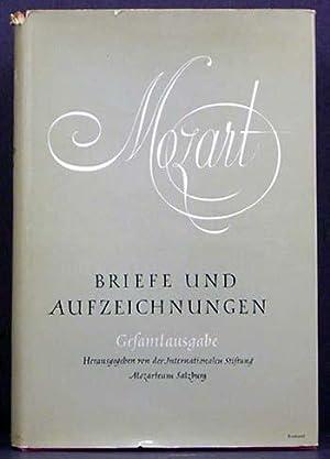 Briefe Und Aufzeichnungen (7 Volumes): Wolfgang Amadeus Mozart
