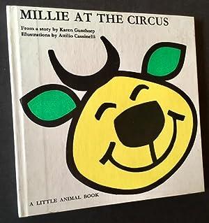 Millie at the Circus: Karen Gunthorp