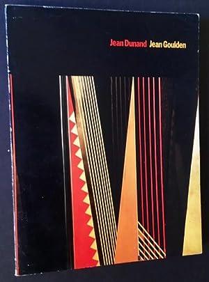 Jean Dunand/Jean Goulden