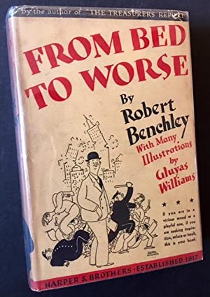 From Bed to Worse: Robert Benchley