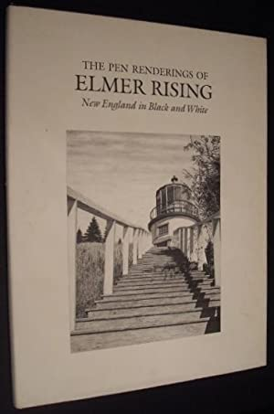 The Pen Renderings of Elmer Rising: New England in Black and White