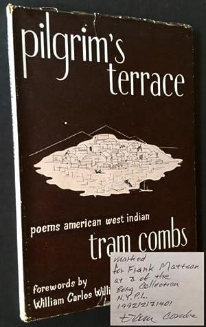 Pilgrim's Terrace: Poems American West Indian: Tram Combs
