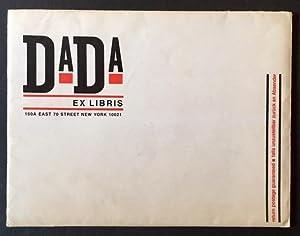 Dada Ex Libris (In the Shipping Envelope)