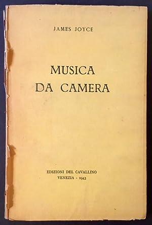Musica Da Camera: James Joyce