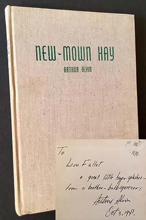 New-Mown Hay: Arthur Alvin