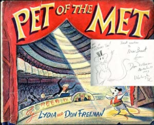 Pet of the Met: Lydia and Don Freeman