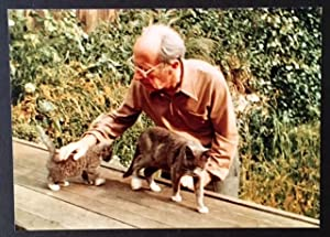 The Cats of Wildcat Hill: Edward Weston and Charis Wilson
