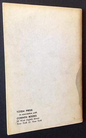 Empty Mirror: Early Poems: Allen Ginsberg