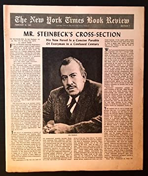The New York Times Book Review--February 16th, 1947