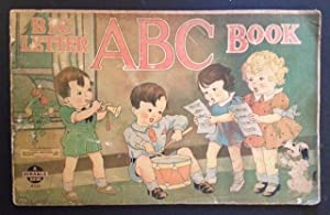 """Big Letter ABC Book (""""A Durable Book"""")"""
