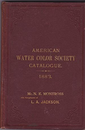 Sixteenth Annual Exhibition of the American Water