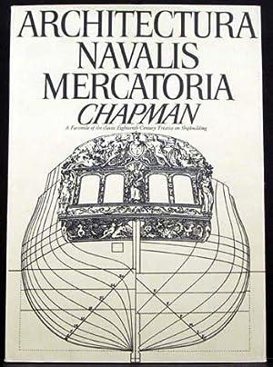 Architectura Navalis Mercatoria: Fredrik Henrik Af Chapman