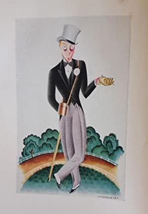 The Prince of Wales and Other Famous: Miguel Covarrubias